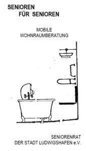 Flyer Wohraumberatung